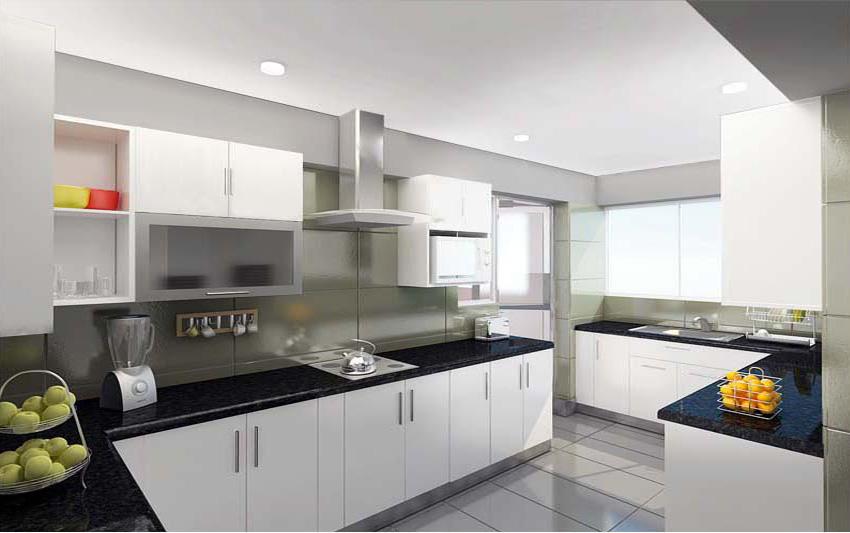 Residencial el prado venta de lindos departamentos en san for Cocinas integrales para departamentos
